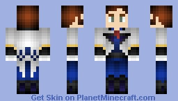 Prince Hans of Southern Isles Minecraft Skin