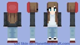 City Livin' ~Tweenie Minecraft Skin