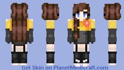 -=+Flower+=- Minecraft Skin