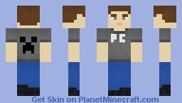 Sssyntax skin remake Minecraft Skin