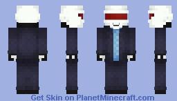 Thomas Bangalter [Daft Punk: Discovery] Minecraft Skin