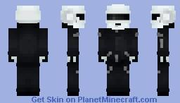 Thomas Bangalter [Daft Punk: Human After All] Minecraft Skin