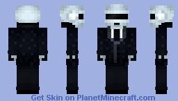 Thomas Bangalter [Daft Punk: Random Access Memories] Minecraft Skin