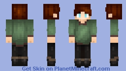 Medieval Teen That Isn't Edgy :O [Massivecraft] Minecraft Skin
