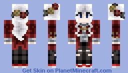 야옹 ニャー meow Minecraft Skin