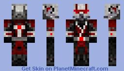 Wasp - Janet Van Dyne(MCU) Minecraft Skin