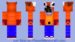 wOaH Minecraft Skin