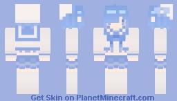 Re:Zero | Rem | uniform ver Minecraft Skin