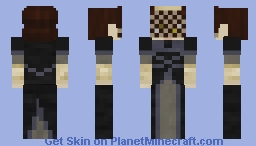 GeoFreyr Request 3 Minecraft Skin