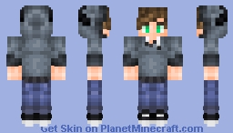 Liam - FlashxPoint Minecraft Skin