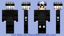 PvP God Minecraft Skin