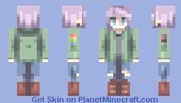 sleepyhead . st Minecraft Skin