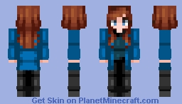 ~Beverly Fanskin~ Minecraft Skin