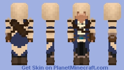 Assassin's Creed III : Connor Kenway Minecraft Skin