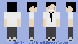 Prof Geode | Toyko Soul Minecraft Skin
