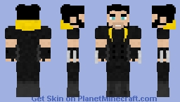 Wolverine | Age of ultron Minecraft Skin