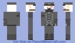 —❝ᴡᴇ ᴀʀᴇ sᴏʟᴅɪᴇʀs❞ Minecraft Skin