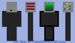 Computer Minecraft Skin