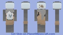 Fishbowl head oc minecraft skin for Minecraft fish skin