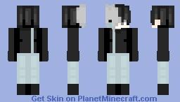 ⌈Fℜαmes⌋ Minecraft Skin