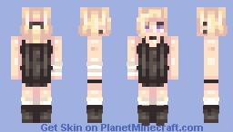 Corrupt Angel // Request Minecraft Skin