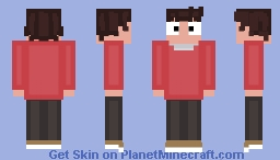 Marco Diaz - Star Vs. The Forces of Evil Minecraft Skin