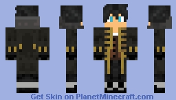 Bounty Hunter - Medieval MC Skin Minecraft Skin