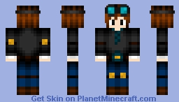 Minecraft Skin | DanTDM - Edited Youtubers *Brown Hair* Minecraft Skin