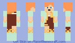 Mira Clay Minecraft Skin