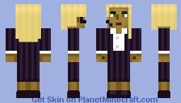Stella (Minecraft Story Mode) Minecraft Skin