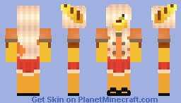 ~ Ratchet55's OC Request ~ Minecraft Skin