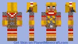 Roman Centurian Minecraft Skin