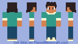 Mike (Total Drama) Minecraft Skin