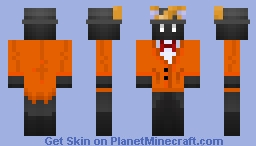 Cool skin? I don't know what to call it so yeah erm.. Minecraft Skin