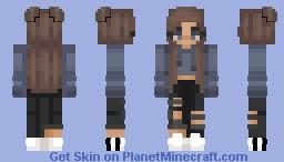 ❀ ⒶⒹⒹⒾⒹⒶⓈ ❀ Minecraft Skin