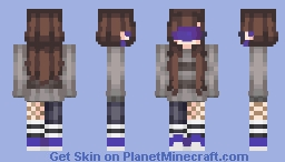 Blinded by Stupidity fanskin C: Minecraft