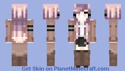 Help me! I have no inspiration!!! Minecraft Skin