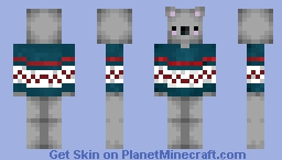 Koala Minecraft Skin