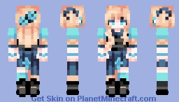 ☆ βενεℜℓγ ☆  My Dear~ ♥  (Skin Trade) Minecraft Skin