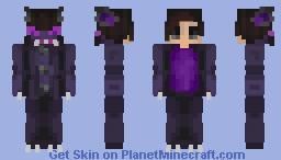 Enderdragon Boy Hoodie Minecraft Skin