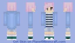 박지민 Jimin Minecraft Skin