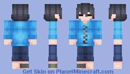 The Runaway Kid (Little Nightmares) Minecraft Skin