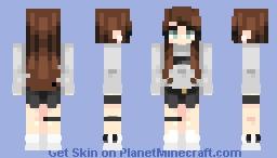 . // persona - catt Minecraft Skin