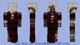 Llina Melfindiel || Massivecraft Minecraft Skin