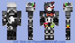 Kamen Rider Snipe Proto Bang Bang Shooting 仮面ライダークロノス Minecraft Skin