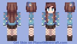 Stitch Minecraft Skin
