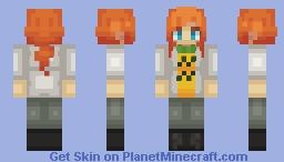suzu Minecraft Skin