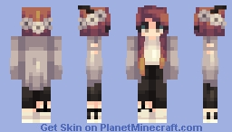 BLOOD Minecraft Skin