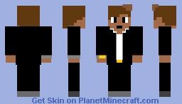 GameBossYT skin Minecraft Skin