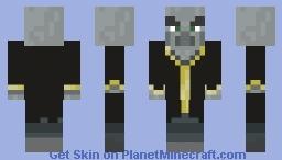 Villager/Evoker Minecraft Skin